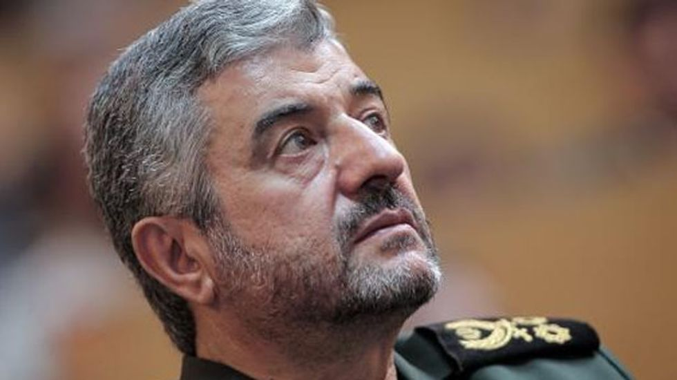 Iran's Revolutionary Guard not happy about historic Rouhani-Obama phone call