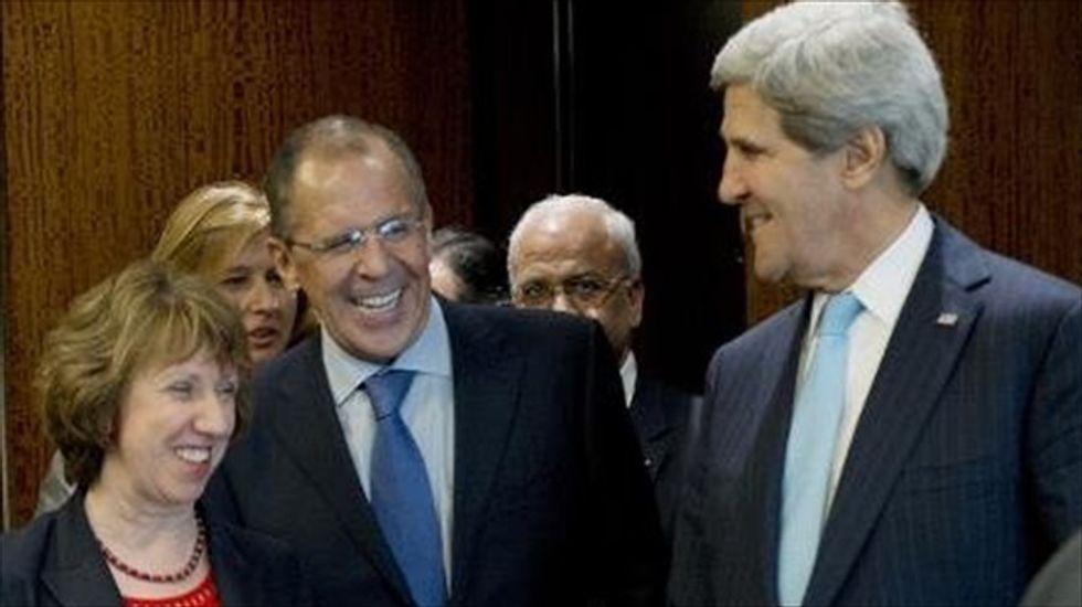 European Union plays down deadline on Iran talks