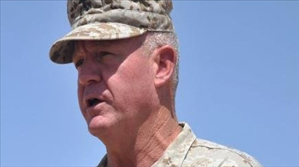 Two U.S. generals fired after security lapse at Afghan base
