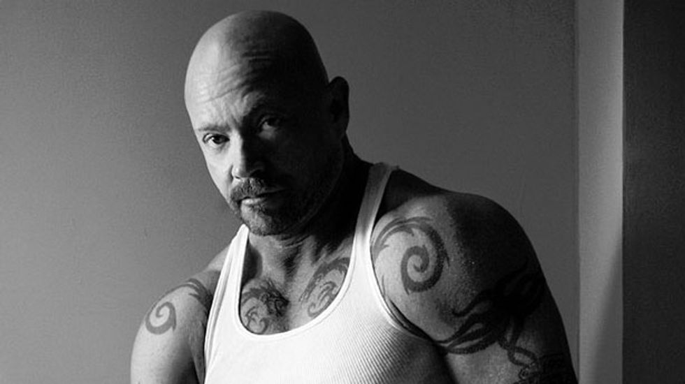Buck Angel describes his experience growing up as a transgender man