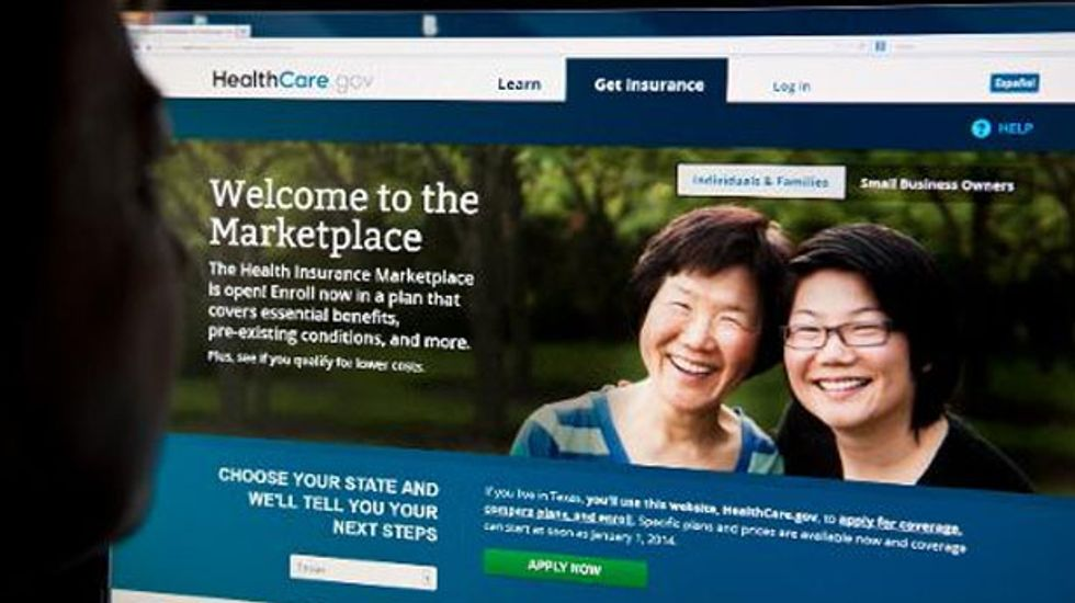 Obamacare website goes down just hours before deadline to enroll for coverage