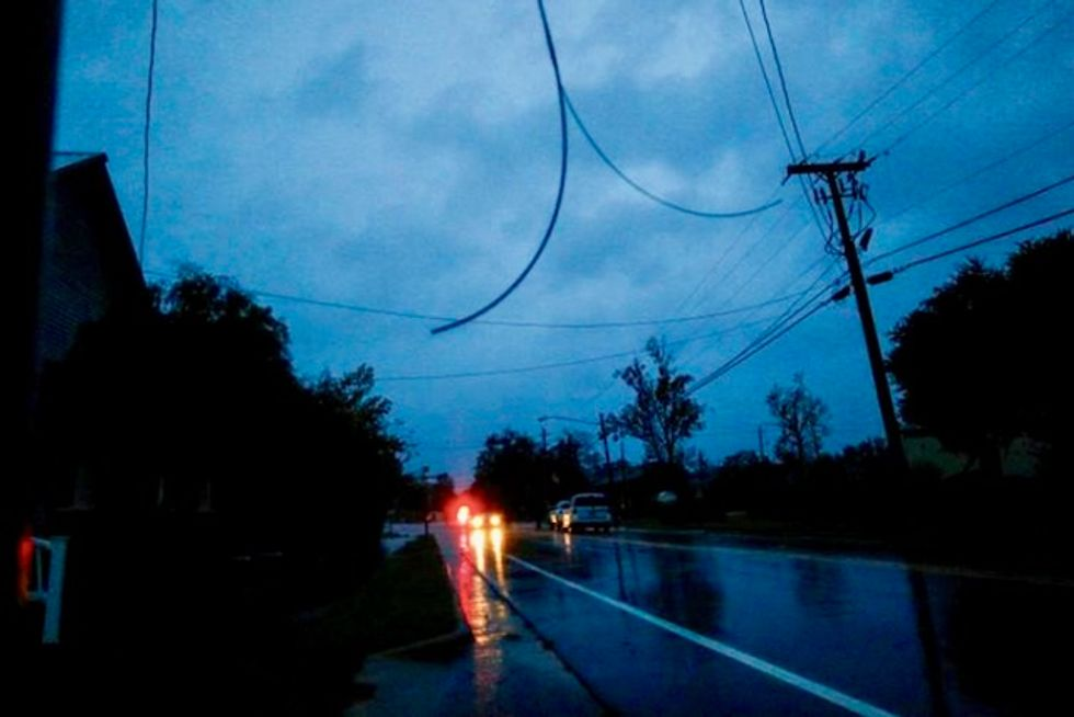 A massive power outage like Argentina's could happen in the US