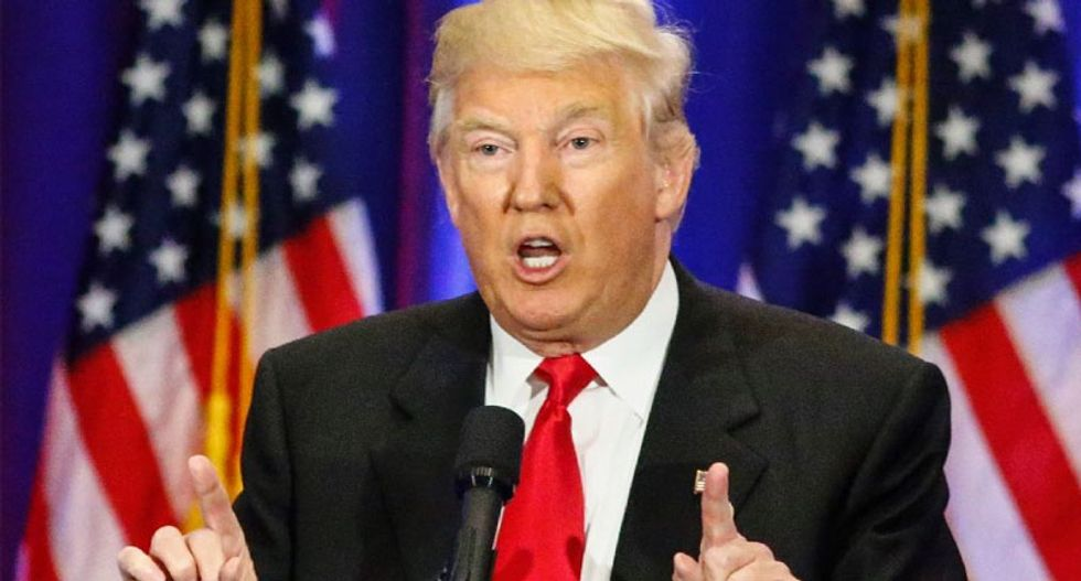 Math is hard: Trump claims he could have blocked 5-3 abortion ruling by filling Scalia's seat