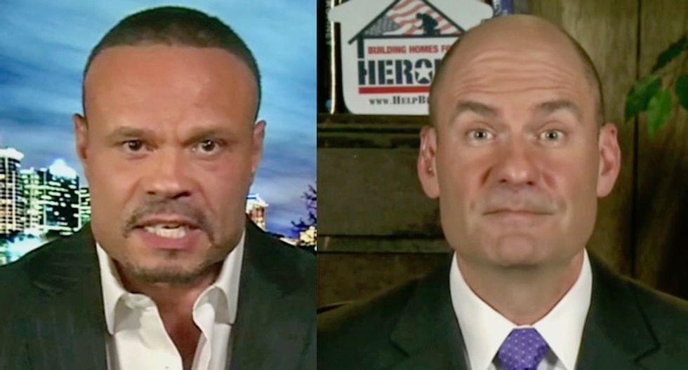 'Don't laugh this isn't funny!' Fox News guest melts down as smirking Democrat lists Kavanaugh's lies
