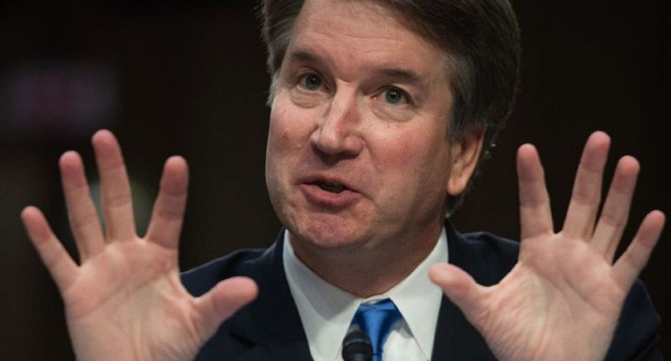 Brett Kavanaugh is the product of a class normally protected from the consequences of its bad behavior