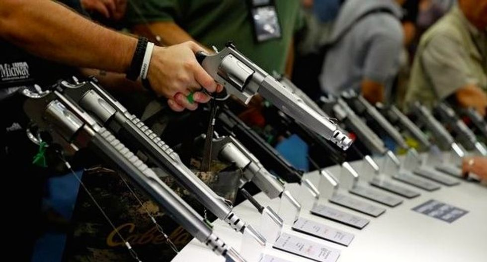 US House approves expanded background checks for gun sales
