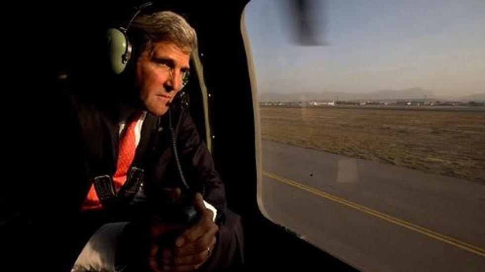 John Kerry returns to Vietnam's Mekong Delta as top U.S. diplomat