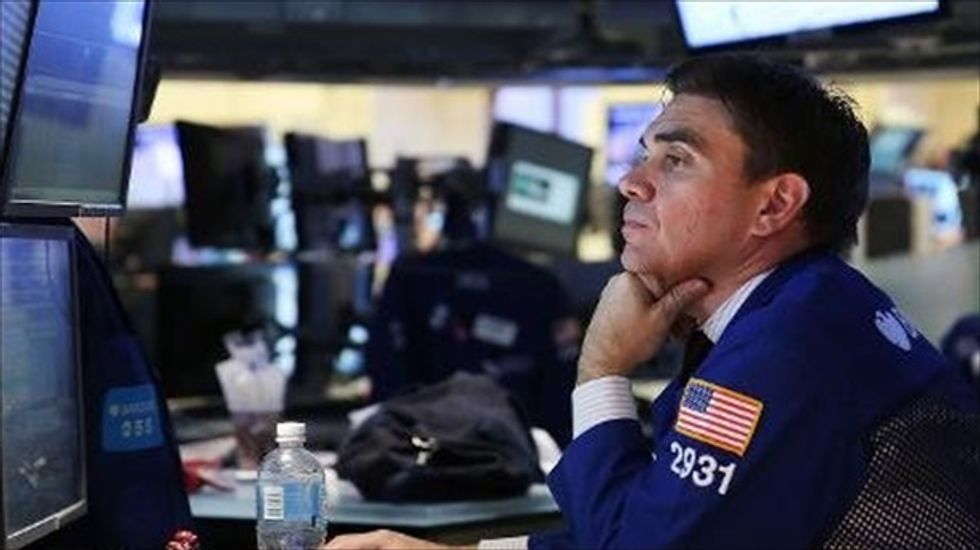 Jobs report buoys strong U.S. stock showing