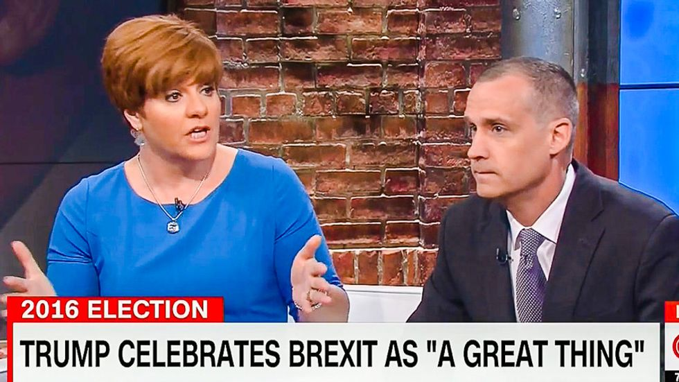 Lewandowski gets destroyed on CNN for hyping Trump as Brexit expert: 'He didn't know what it was'