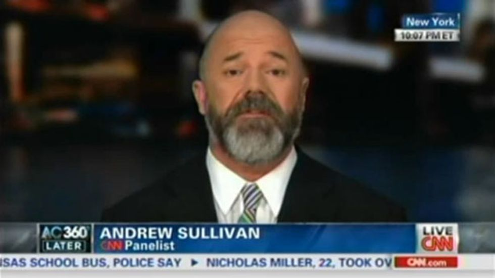Andrew Sullivan reminds the tea party: Democrats are also part of this country