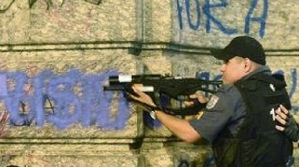A 'World Cup of Terror' coming to Brazil if crime bosses prevail