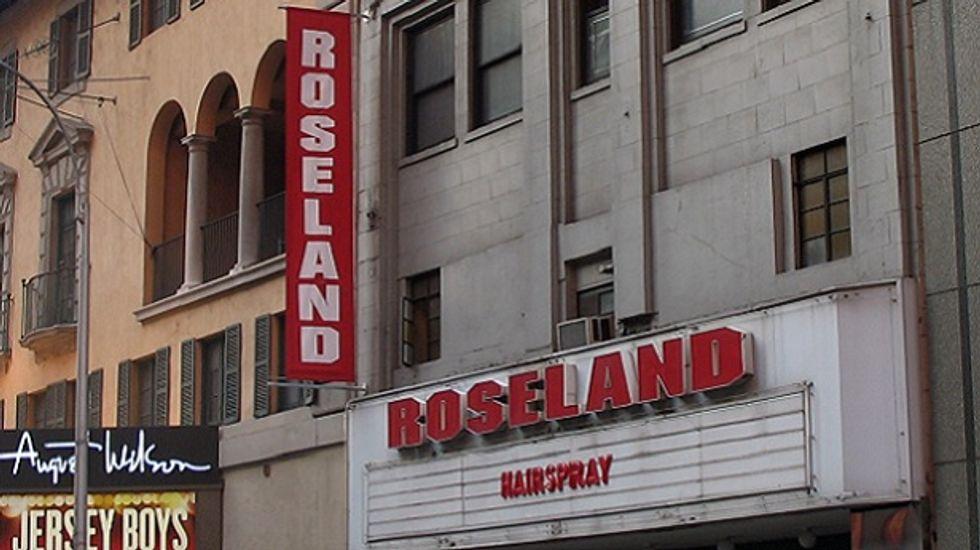 Storied Manhattan music venue Roseland Ballroom may close