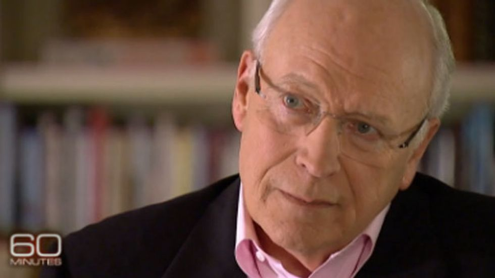 Dick Cheney wrote secret resignation letter in 2001 and kept it locked in a safe