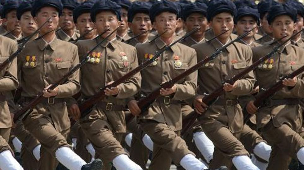 North Korea threatens to 'wipe out' South Korea with 'merciless firing'