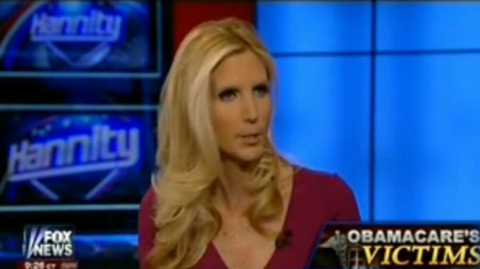 Ann Coulter describes the government shutdown as 'brilliant' and 'beautiful'
