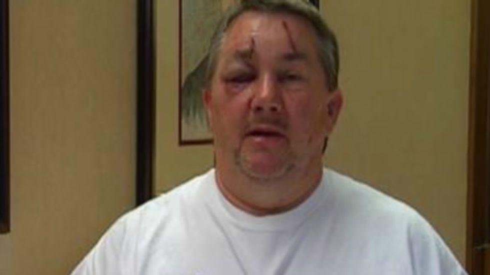 Self-professed 'militant atheist' brutally beats Ohio pastor