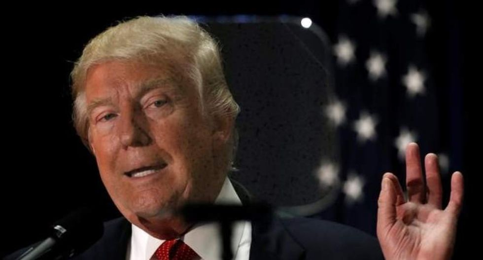 Trump rants: Clinton is 'so protected' she could shoot someone and get away with it