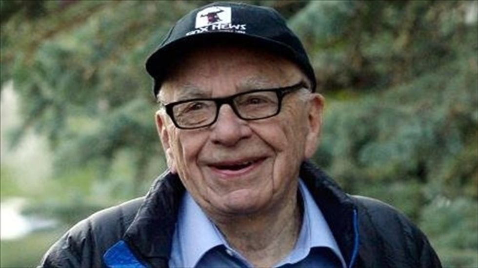 Biography reveals Rupert Murdoch clings to 'outsider' role despite his media empire