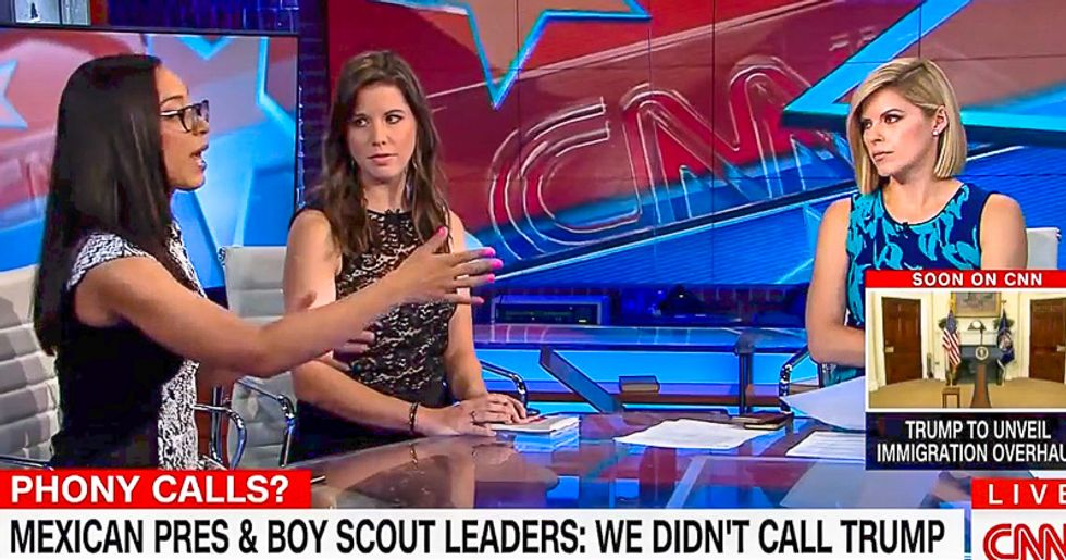 'That's not shade': Angela Rye clashes with CNN host after she calls for psychological exams for presidents