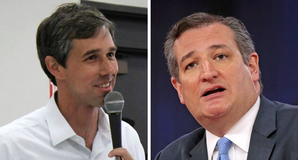 Ted Cruz and Beto O'Rourke entered Congress at the same time -- here's what they have accomplished