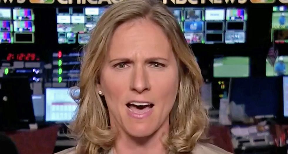 'Don't mansplain to me': Ex-prosecutor Mimi Rocah destroys conservative's uninformed claims about the law