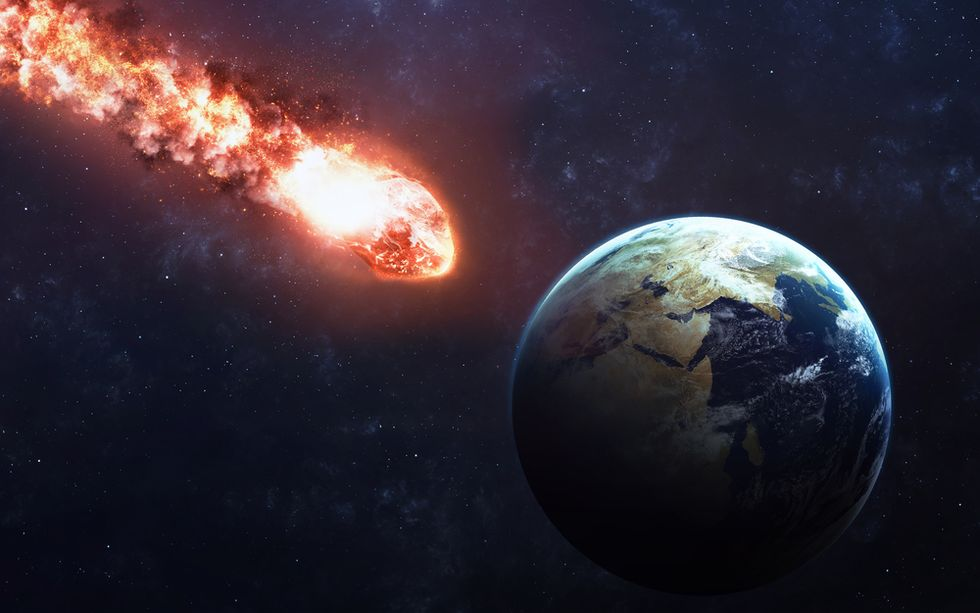 Would you rather be pulverized by a meteor than vote Trump or Clinton? Poll shows you're not alone