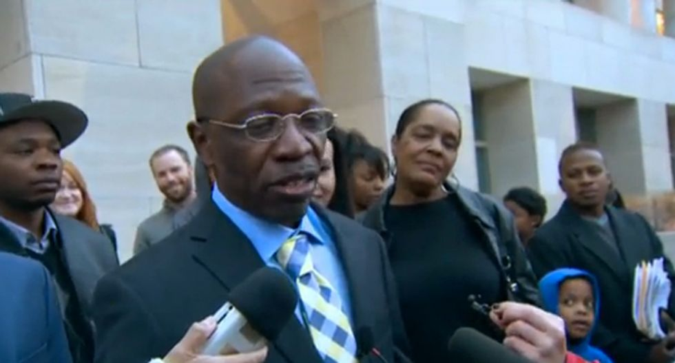 Colorado man released from prison after 28 years for rape after conviction is tossed