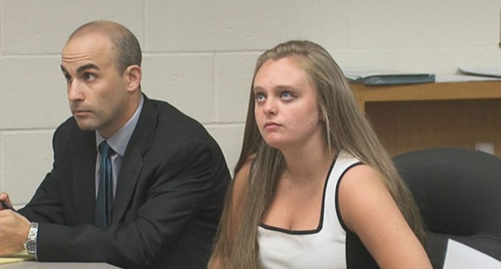 Massachusetts woman gets 2-1/2 year prison sentence in texting manslaughter
