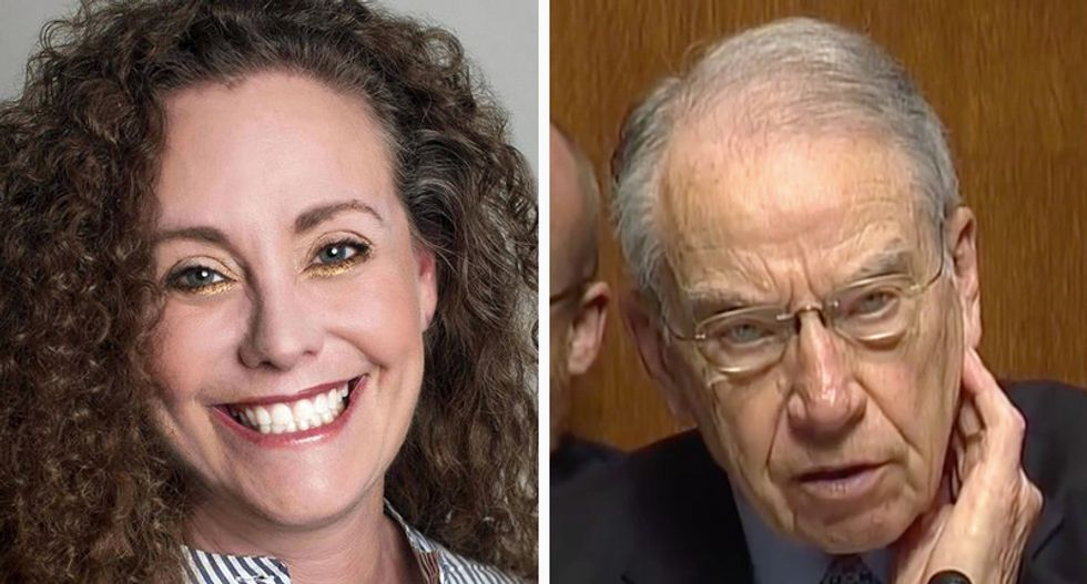 READ IT: Senate GOP releases letter suggesting Kavanaugh accuser Julie Swetnick is too promiscuous to be gang-raped