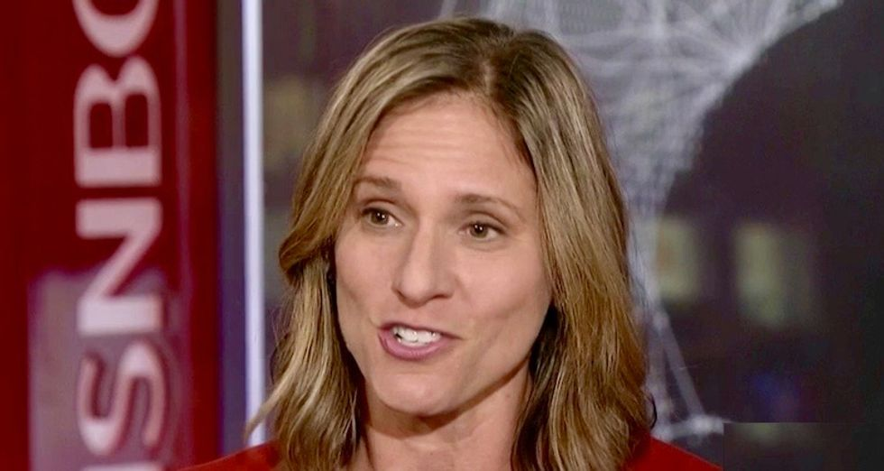 Former prosecutor reveals why GOP senators booted Rachel Mitchell -- Kavanaugh was cracking
