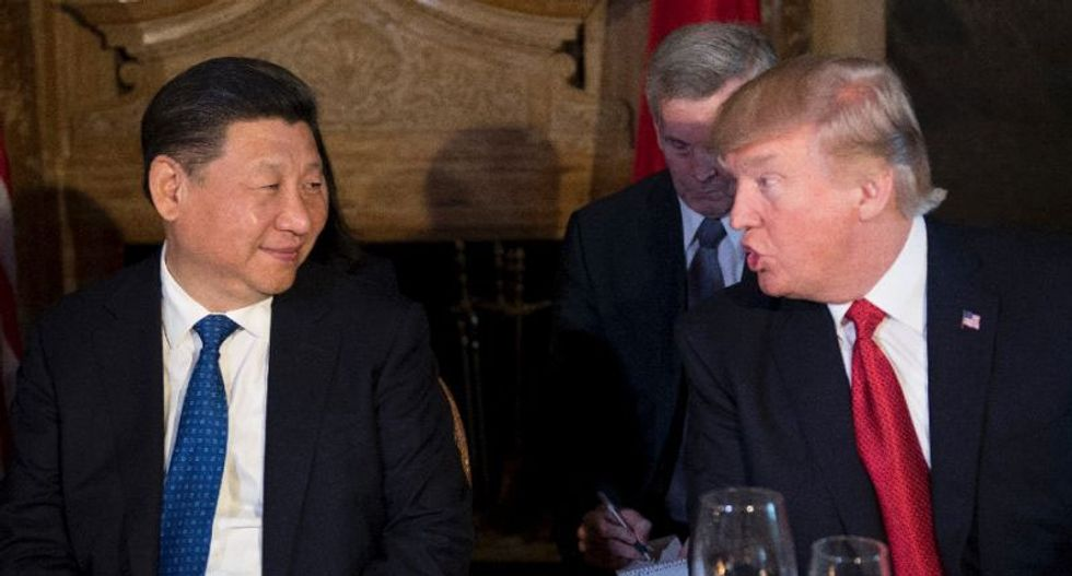 Looming China tariff hikes are a time bomb that could blow-up in Trump's face in July: report