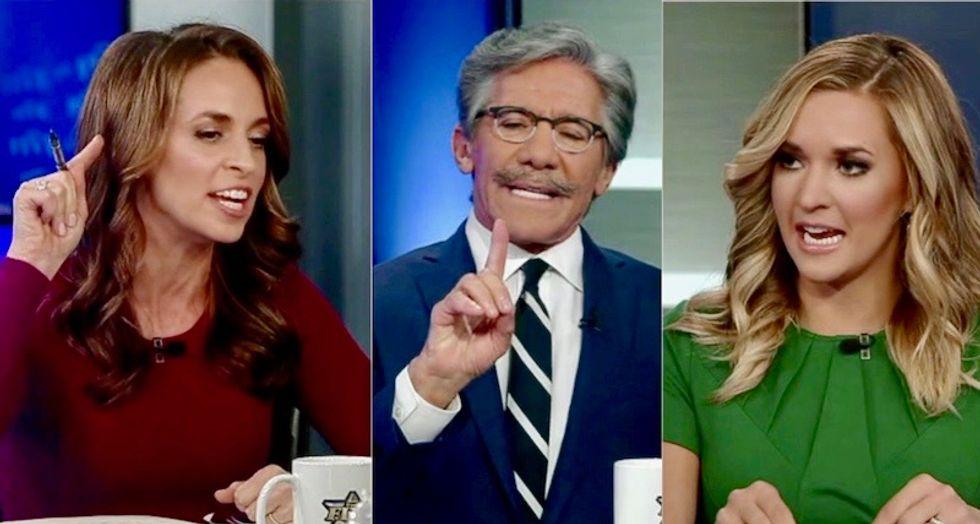 'You're assuming Brett Kavanaugh lied!': Fox News hosts melt down over bad news on FBI's Kavanaugh investigation