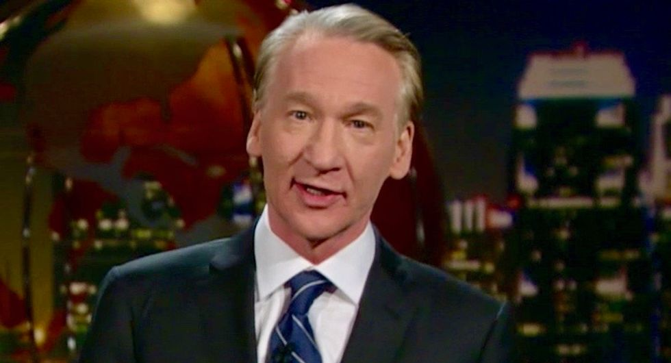 HBO's Bill Maher explains why Brett Kavanaugh became 'unhinged' in hearings: 'Because Trump told him to!'