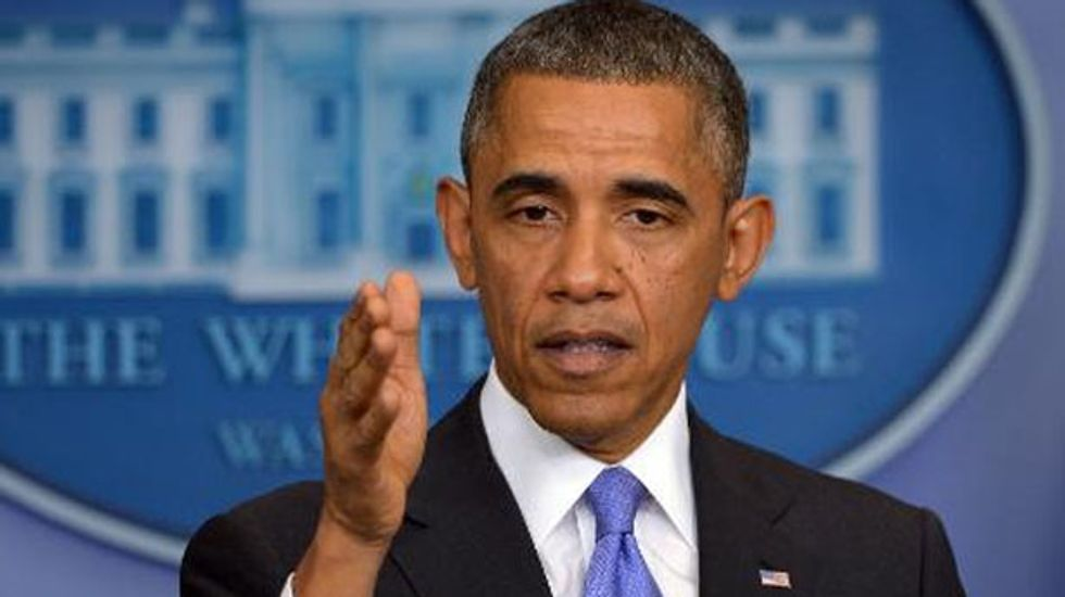 Obama releases review of NSA spying operations