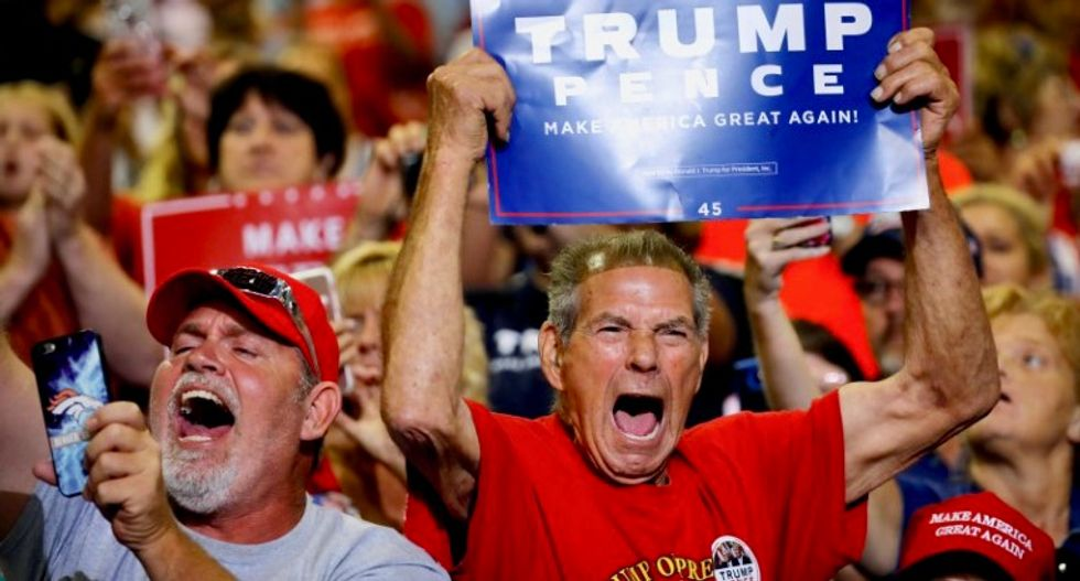 A neuroscientist explains how Trump created a cult and radicalized its members