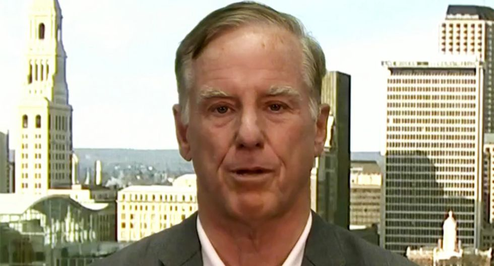 'It's a train wreck': Howard Dean accuses Trump of 'compromising' FBI investigation into Kavanaugh's past