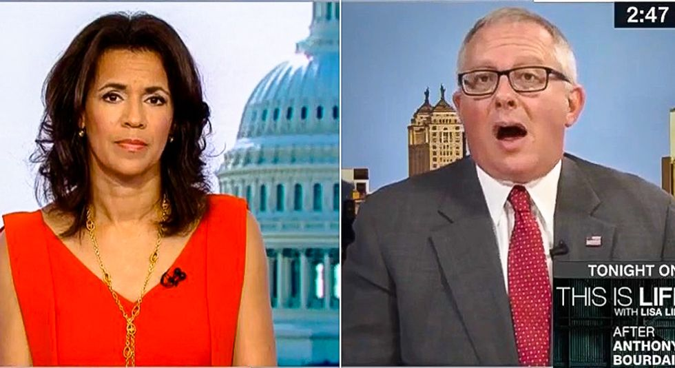 Michael Caputo stokes racial fears: Black Lives Matter will 'riot' when Kavanaugh is confirmed