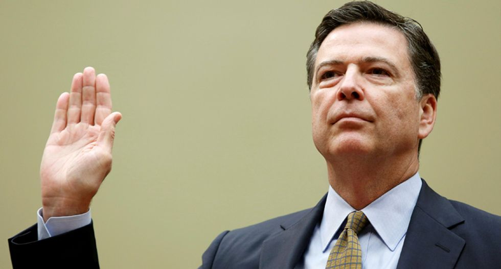 FBI Director James Comey's 'October Surprise' doomed Hillary Clinton's candidacy: analysis