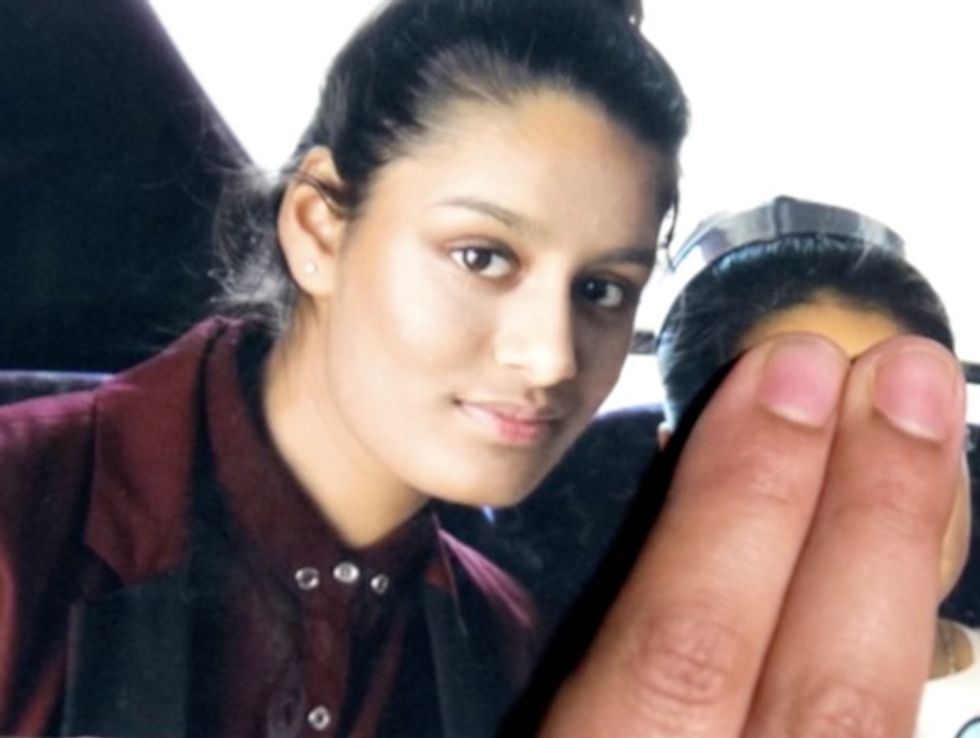 Britain strips citizenship from teenager who joined Islamic State in Syria