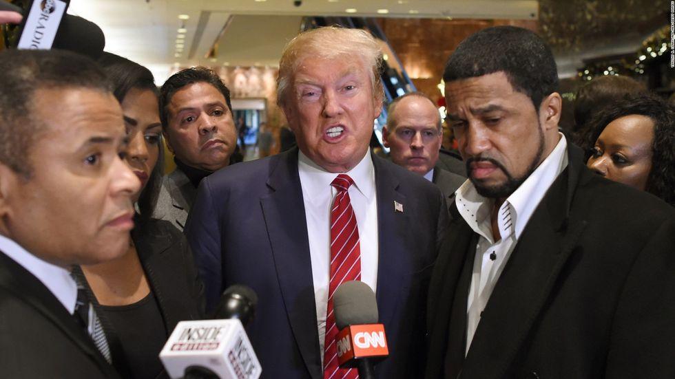 Mental health expert: Trump is waging 'psychic terrorism against Black Americans
