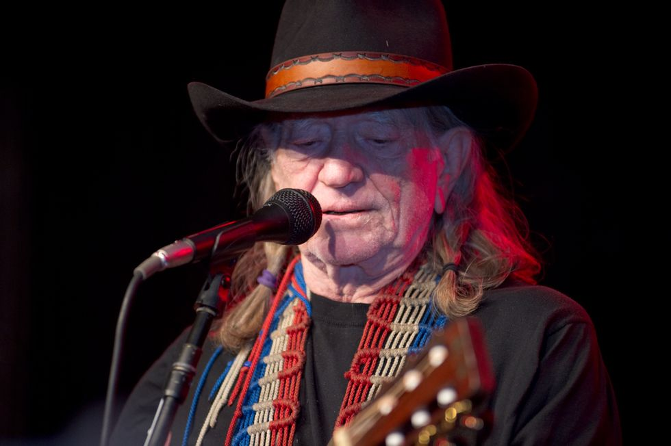 Conservatives angrily lash out at Willie Nelson for backing Beto O'Rourke: 'I thought you were a patriot'