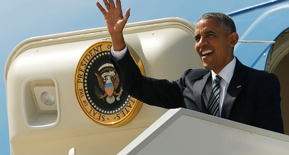 Obama to travel to Dallas on Tuesday for memorial service: White House