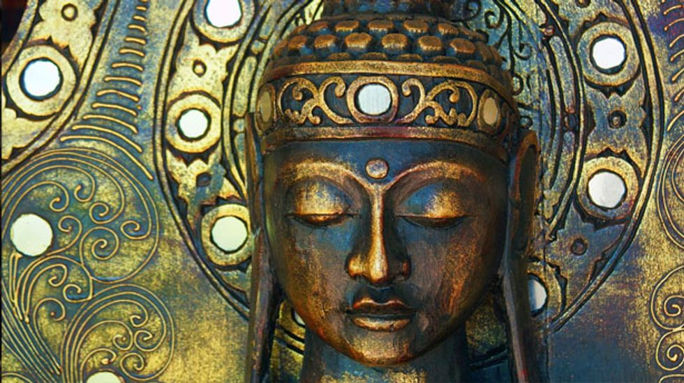 Buddha relics -- including hair, teeth and bones -- stolen from Cambodian shrine