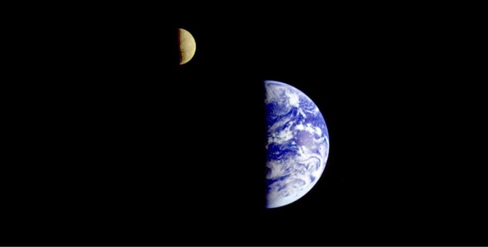 Moon may be richer in water than thought — and it could help propel humans farther from earth