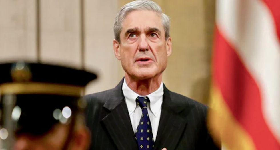 White House lawyer Cobb predicts quick end to Mueller probe