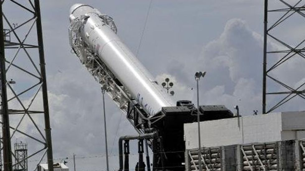 SpaceX finally launches commercial satellite on third try