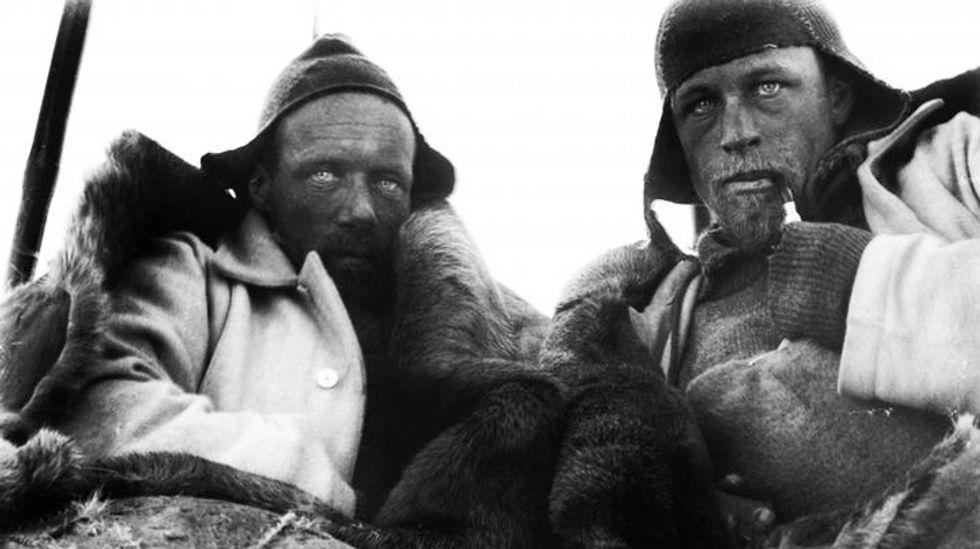 Scientists will re-trace 1913 journey of legendary Antarctic explorer Douglas Mawson