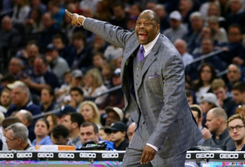 NBA great Patrick Ewing out of hospital after being diagnosed with COVID-19