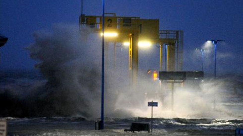 European storm with hurricane force winds turns deadly