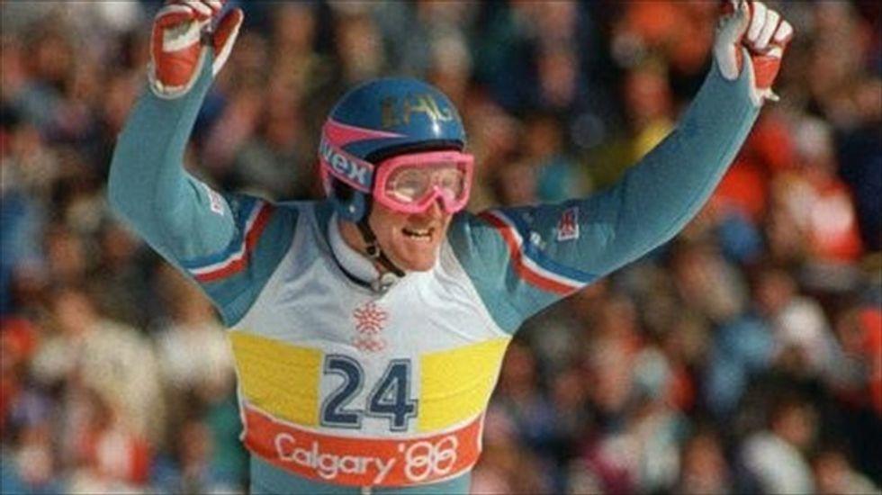 Ski jumper Eddie Edwards prepares for Olympics comeback at age 50